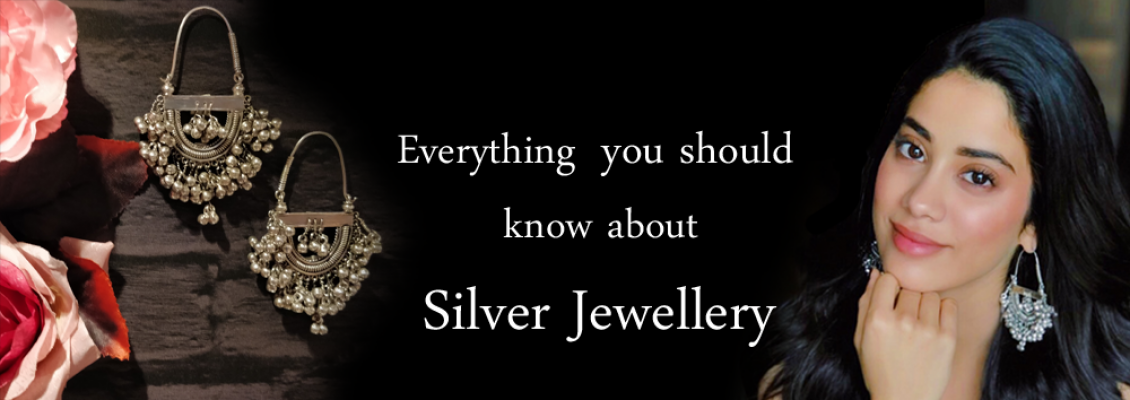 Everything  You Should Know About Silver Jewellery - Mymotifs