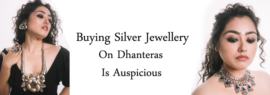 Why Buying a Silver Jewellery On Dhanteras is Auspicious?