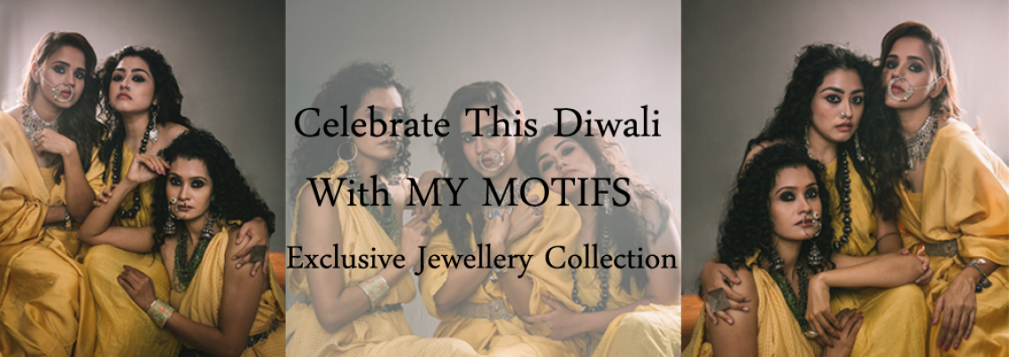 Celebrate Diwali with Motif's Exclusive Collection - Laajavaab