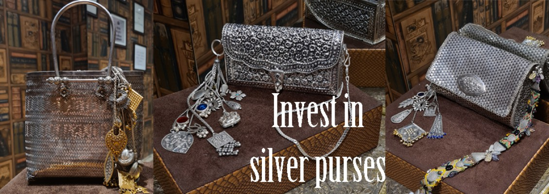 Invest in Silver Purses