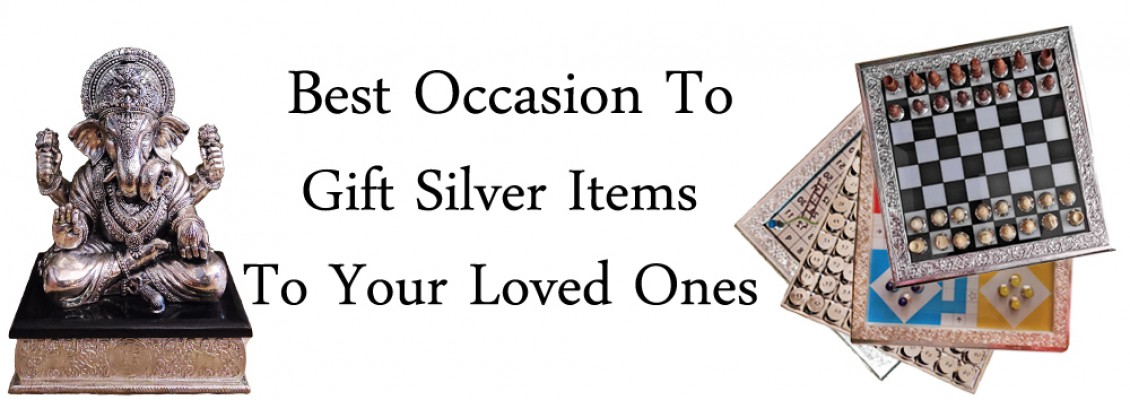 Perfect Occasions To Gift Someone Silver