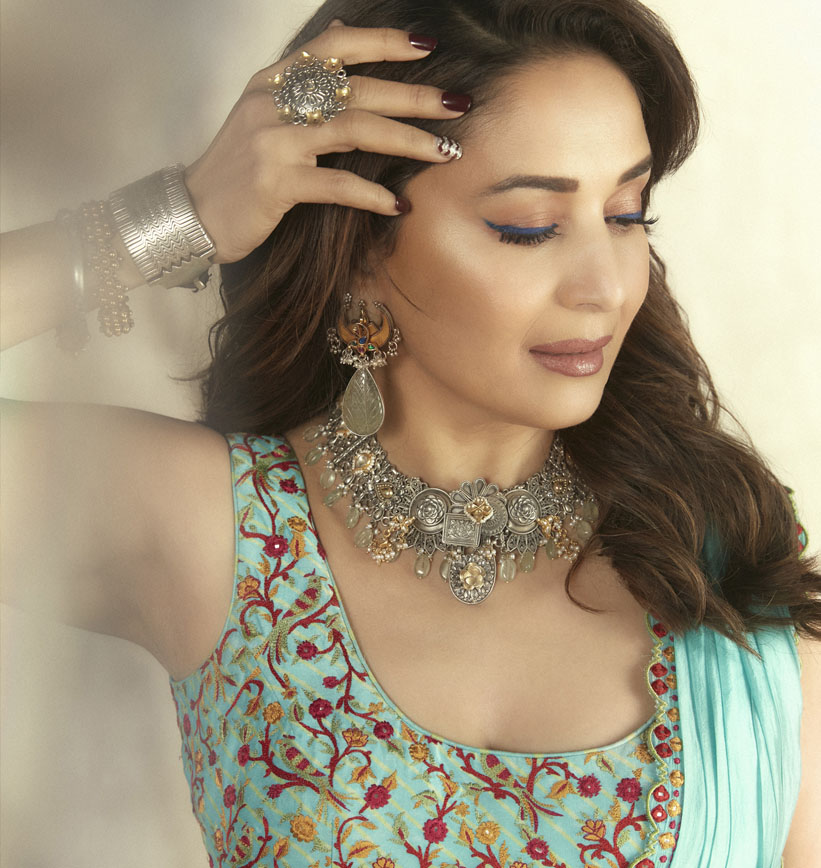 Silver Antique Jewellery For Celebrity