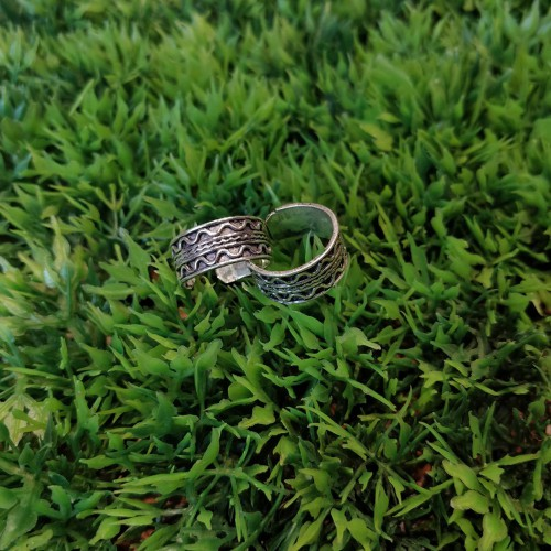 Simple Band Toe Ring
