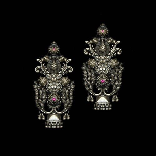 Mor Ragh Earrings