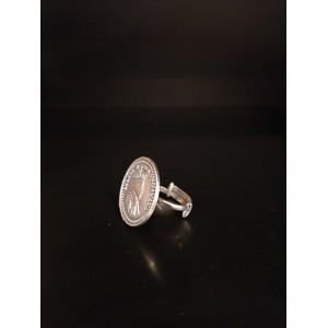 Pure Silver Ring