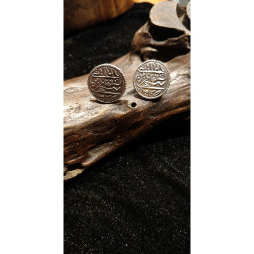 Ancient Coin Studs