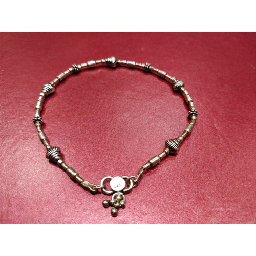 Minted Sea Shell Anklet