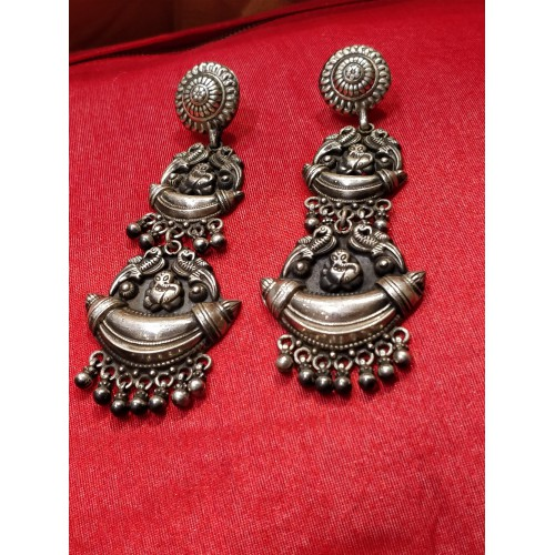 Bohemian Tribal Earring