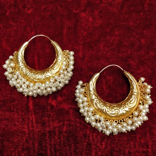 Classic Mini Gold Plated Hoop Earrings