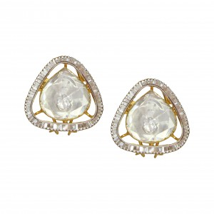 Ameera Gold Earrings